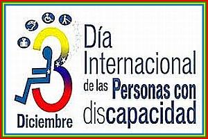 Día Internacional das persoas con Discapacidade.